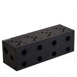 Hydraulic Manifold Block, 2-5 Bar