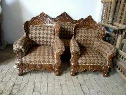 Wooden carved sofa sets