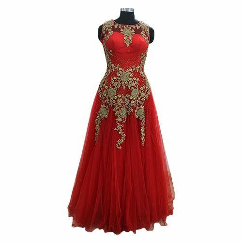 4d2e018a1f4 Cotton Women Fashionable Designer Gown
