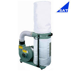 Automatic Mild Steel Portable Dust Collector, Electric