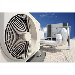 HVAC System for Industrial Use, Capacity: Up To 300 Tr