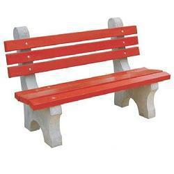 Park Bench & Railway Bench Moulds