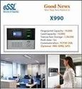 Essl X990 Biometric Attendance Machine Supplier Gurgaon