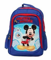 Bagpack Nylon School Bag