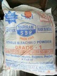 Stable Bleaching Powder, Packaging Type: HDPE Bag