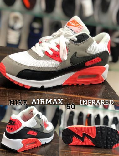 Men NIKE AIRMAX 90 INFRARED Shoes, Size: 7 And 9, Rs 2499