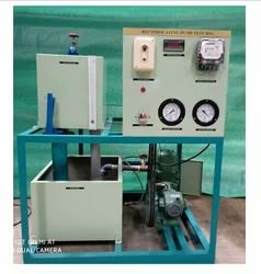 Reciprocating Pump Test Rig