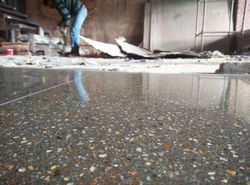 Liquid Floor Hardner Treatment