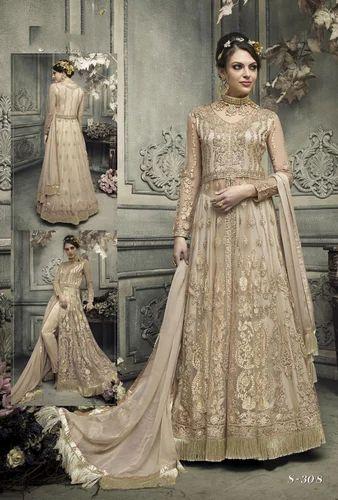 Sybella Heavy Pakistani Wedding Dress