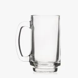 600 mL Tankard Glass Beer Mug