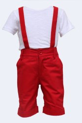 Western Cotton Boys Smart Casual 2 Pc Set, Size: 1-6yrs