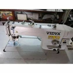 Manually Operated Vidya Sewing Machine, For Medium Material
