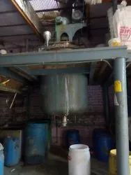 MS Chemical Mixing Tank
