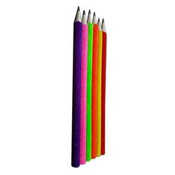 Neelam Associates Black Eco-Friendly Velvet Pencil, Packaging Size: 100 Pieces
