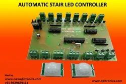 ABB 230v Ac Automatic Stair LED Controller, For Home, Screw Mount