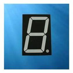 2.3 Inch Single Digit Bicolor Numeric Display