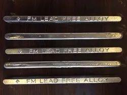 Lead Free Solder Bar Sn96.3 (SAC 305)