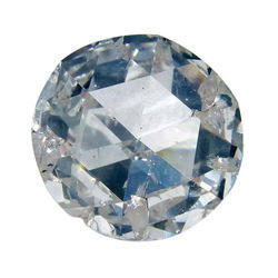 Single Piece Round Cut Diamond