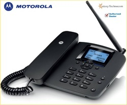 Motorola GSM Fixed Wireless Phone FW200L
