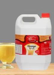 Orange Syrup - 20 kg