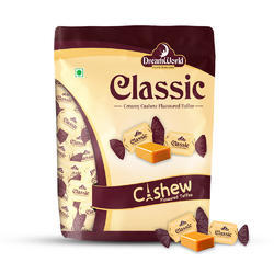 Classic Cashew Toffee