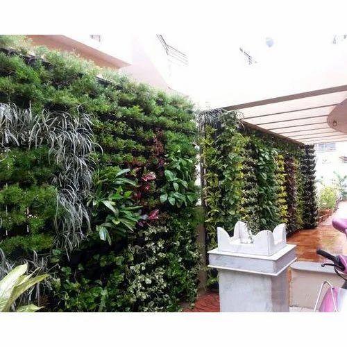 vertical wall garden - Wall Garden