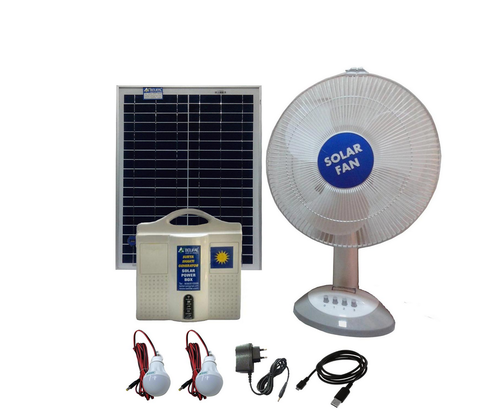 Solar Home Lighting System Dc 12v
