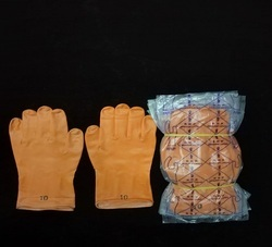 10''inch Rubber Hand Gloves