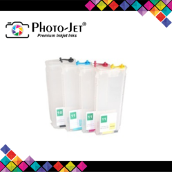 Refillable Cartridge For Hp Designjet 111