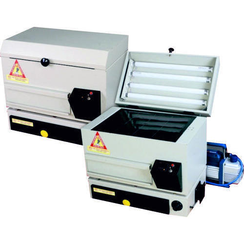 Sr Poly Graphs Manufacturer Of Stamp Making Machine