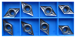 Solid Carbide Inserts