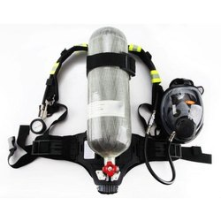 Self Contained Open Circuit Breathing Apparatus