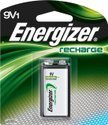Energizer 9V Rechargeable Battery