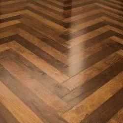 Matte Wooden Flooring