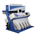 Faso Peanuts Color Sorting Machine, Capacity: Upto 3.8 Tons/hour