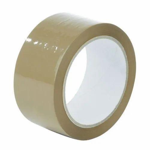 Plastic Water Proof Self Adhesive Brown Packaging Tape