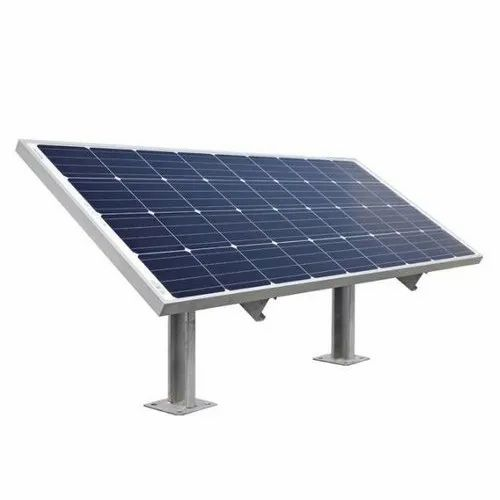Solar Panel Stand Vee Em Solar 1 Panel Stand 180 Watts Wholesale Trader From Delhi
