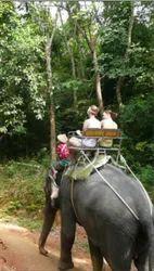 Park Safari Booking Service