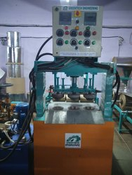 Hydraulic Dona Machine