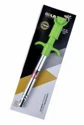 Green SS Gas Lighter