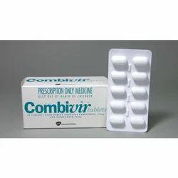 Prescription Only Medicne Combivir Tablets