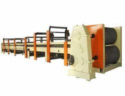 Double Baker Corrugated Box Machine