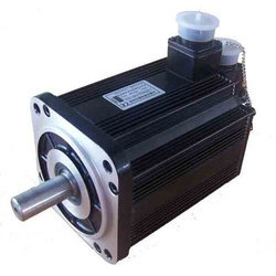 Panasonic Single Phase Electric AC Servo Motor, Voltage: 220 V