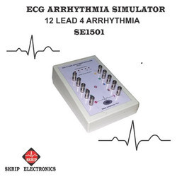 ECG Arrhythmias Simulator