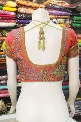 Embroidery Bridal Blouse
