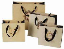 Printed Designer Paper Bags, 500gm