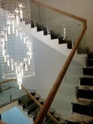 Tempered Glass Railing at Best Price in India