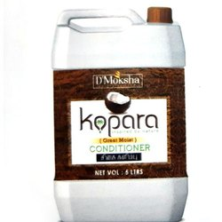 D'Moksha Great Moist Kopara Hair Conditioner, Packaging: Plastic Can