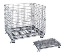 Wire Cage Bins