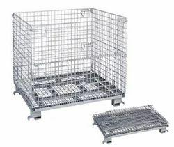 Wire Cage Bins
